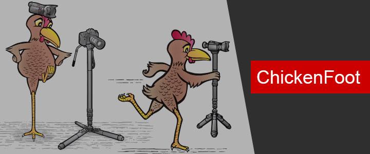 ChickenFoot Monopod