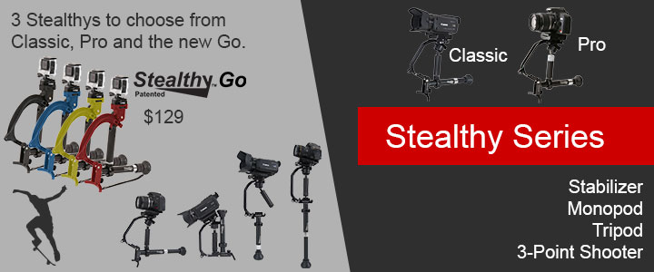 StealthyGo - Order Today!