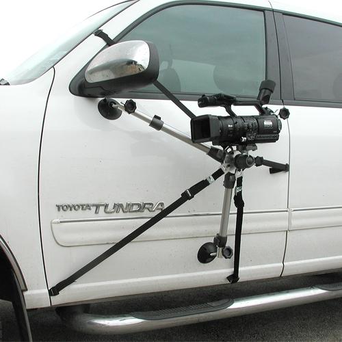 VariZoom VZAUTORIG Car Camera Rig