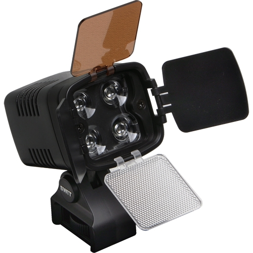 VariZoom VZS2010C On-camera LED Light