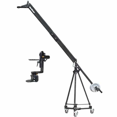 Jib Replacement Parts : Varizoom vzquickjib kit quickjib camera cranes