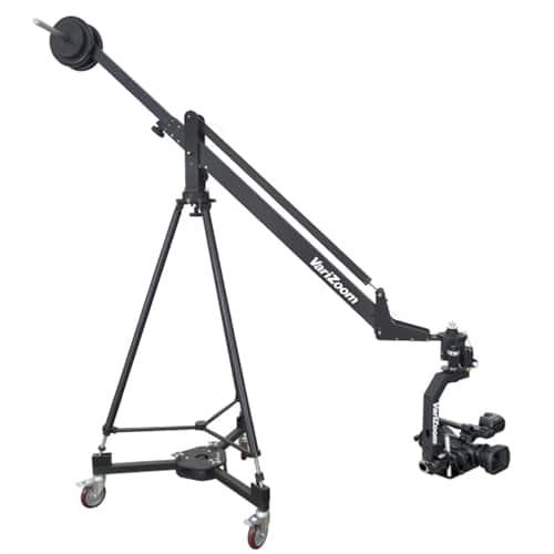 Jib Replacement Parts : Varizoom vzquickjibkit quckjib camera crane