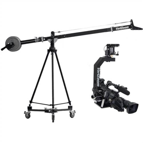Jib Replacement Parts : Varizoom vzsnapcrane snapcrane camera crane head