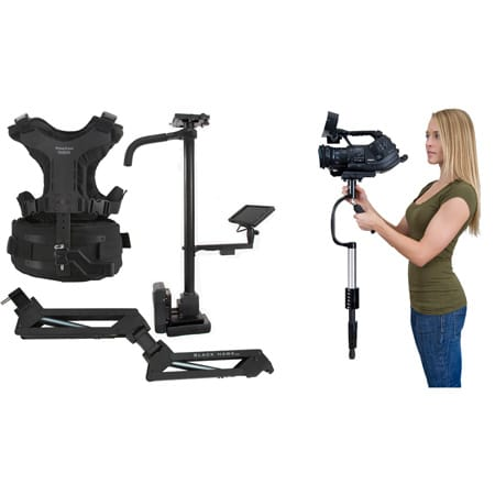Stealthy & Camera Stabilizer Systems