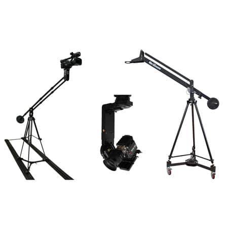 Camera Cranes and Jibs