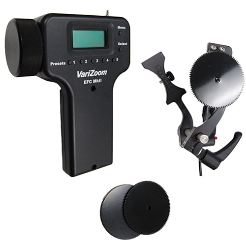 Remote Focus Control for Broadcast & DSLR Lenses