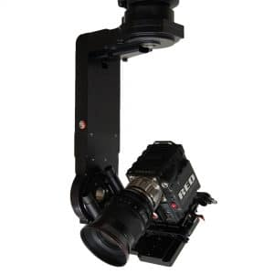 CinemaPro Jr Motion Control Remote Head