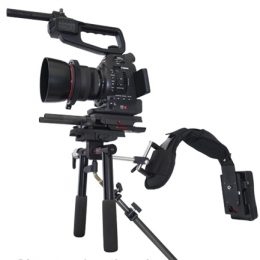 Custom Supports for HD and DSLR Cameras